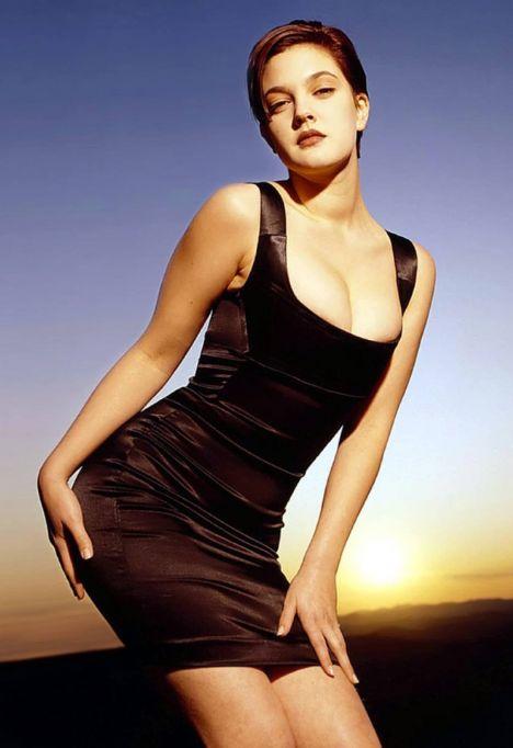 Drew Barrymore: Yükseklik korkusu var.